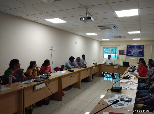 Image of Inauguration of State level Training for Assessors on RI Self Assessment Checklist