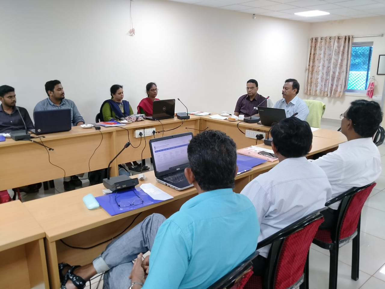 Thumbnail of IHIP – ToT of IDSP component, block levels training for Medical Officers Puducherry and Oulgaret block of Puducherry district