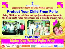Image of English- Protect your Child From Polio